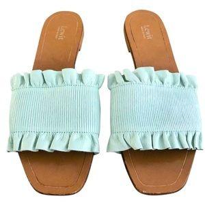 Lewit, Cassan Leather Slide